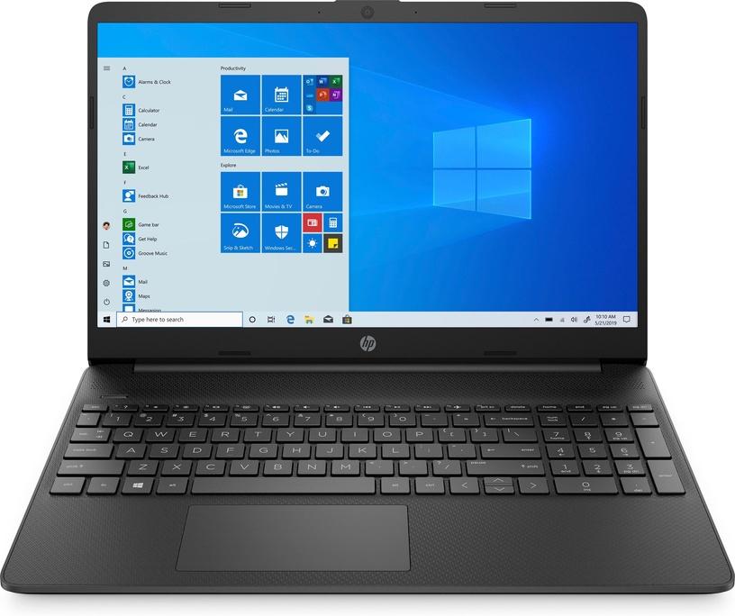 """Nešiojamas kompiuteris HP 15 15S I3 W10 Intel® Core™ i3, 4GB/256GB, 15.6"""""""