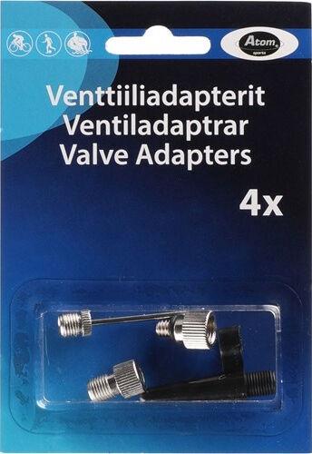 Адаптер Atom Sports Pump Valve Adapters