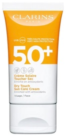 Clarins Dry Touch Sun Care Face Cream SPF50 50ml