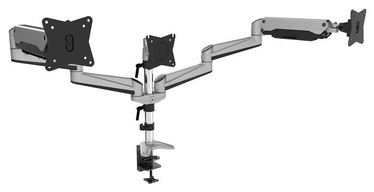 Televizoriaus laikiklis Digitus Triple Mount for Monitors 17-27""