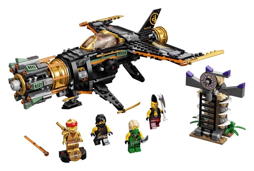 Constructor LEGO NinjaGo Boulder Blaster 71736