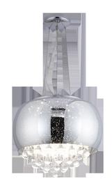 Pakabinamas šviestuvas HELADA, 18262CH, 30W, LED, D40