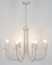 Pakabinamas šviestuvas Domoletti Sofia P18273-8 WH, 8X28W, E14
