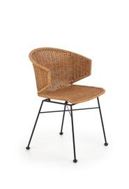 Ēdamistabas krēsls Halmar K407 Brown, 1 gab.