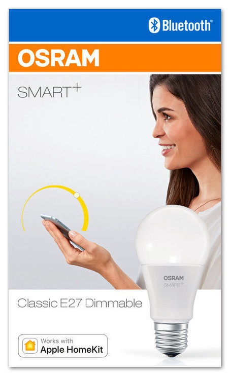 Osram Smart Plus Classic Dimmable 9W