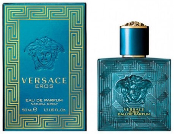 Parfimērijas ūdens Versace Eros Pour Homme 50ml EDP