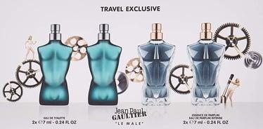 Jean Paul Gaultier Le Male Miniatures 4pcs Set 28ml EDT