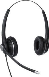Snom A100D On-Ear Headset Black