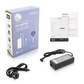 Зарядное устройство Mitsu 5ZM038, 20 В, 4.0 x 1.7 мм
