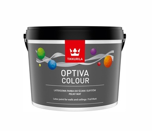 KRĀSA OPTIVA COLOUR AP 9L (TIKKURILA)