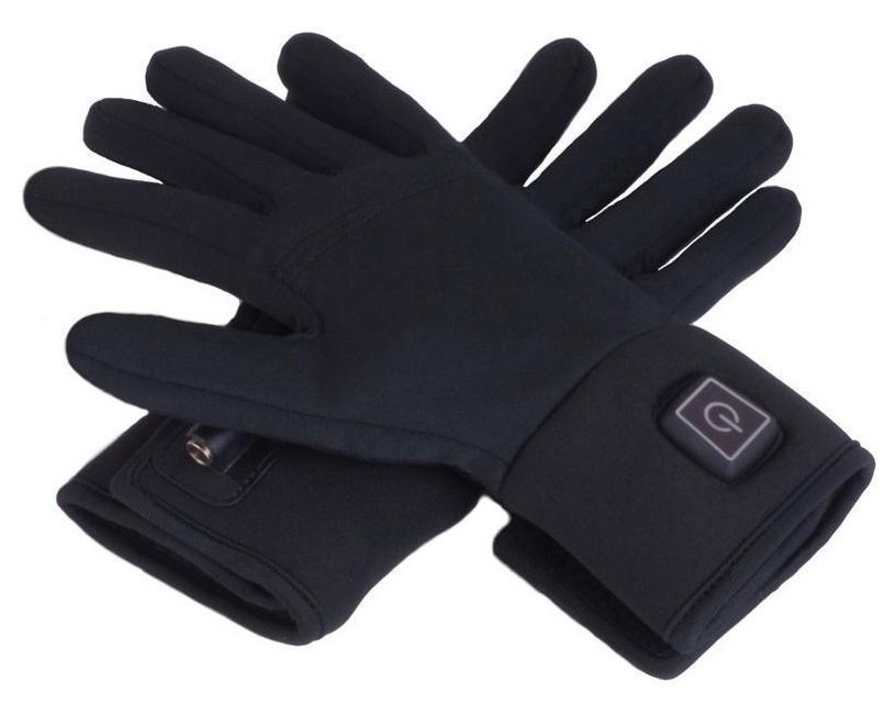 Glovii Heated Motorcycle Gloves 12W S-M