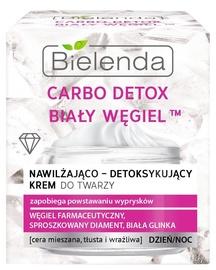Bielenda Carbo Detox White Carbon Face Cream 50ml