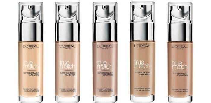 Tonālais krēms L´Oreal Paris True Match Super Blendable N3, 30 ml