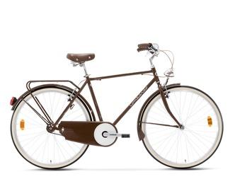 Vyriškas dviratis Ferrara 28 rudas