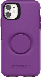 Otterbox Otter Back Case With PopSocket For Apple iPhone 11 Purple
