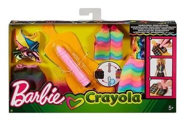 Mattel Barbie Rainbow Tie-Dye Fashions FHW86
