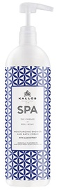 Kallos Spa Moisturizing Shower and Bath Gel 1000ml