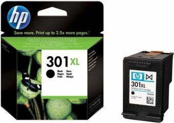 Кассета для принтера HP NO 301XL Black