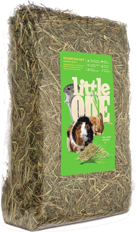 Mealberry Little One Mountain Hay Not Pressed 400g