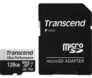Mälukaart Transcend Ultra Performance, 128 GB