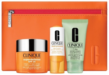 Clinique Superdefense 4pcs Set SPF25 I/II