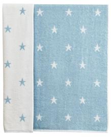 Ardenza Terry Towel Stars 70x120cm Blue