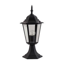 Светильник Domoletti Chora 053-PF, 1x60Вт, E27, IP43, черный