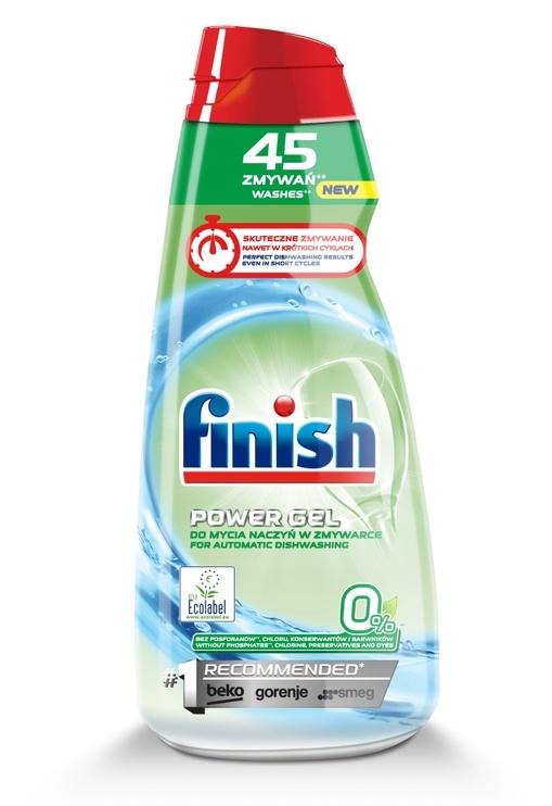 Жидкость для посудомоечной машины Finish, 0.9 л