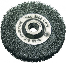 Proline Twist Knot Wire Wheel Brush 115mm