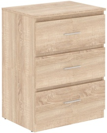 Skyland Dwell DW 0645 Chest Of Drawers 60x78.8x45cm Sonoma Oak