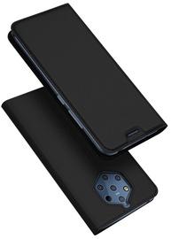 Dux Ducis Premium Magnet Book Case For Nokia 9 PureView Black