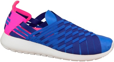 Nike Running Shoes Roshe One 641220-400 Blue 36.5