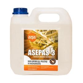 Antiseptikas Asepas-3, bespalvis, 3 l
