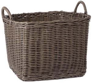 Home4you Basket Ruby-1 50x50x36cm Brown