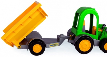 Wader Tractor Loader With Trailer In Box 35220a