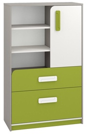 ML Meble Chest Of Drawers IQ 07 Green