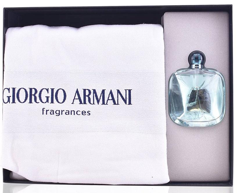 Giorgio Armani Acqua Di Gioia 100ml EDP + White Towel