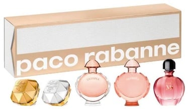 Набор для женщин Paco Rabanne Special Travel Edition 5pcs Set 28 ml