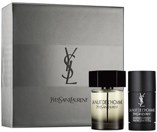 Туалетная вода Yves Saint Laurent La Nuit de L Homme 100 мл EDT + 75 г Дезодорант