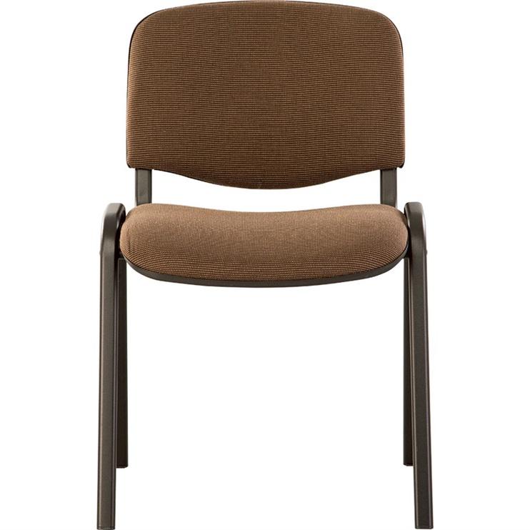 Lankytojo kėdė ISO C24, ruda