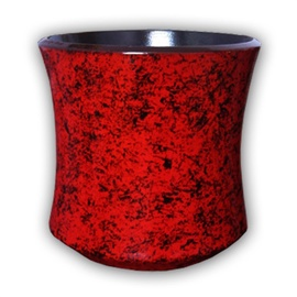 Keramikas puķu pods ar palikni Vipa-Sen-6, 25cm