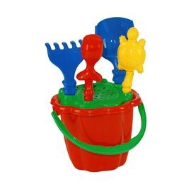 Smėlio žaislų rinkinys NO5, nuo 2 m