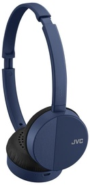 JVC HA-S24W Wireless Headphones Blue