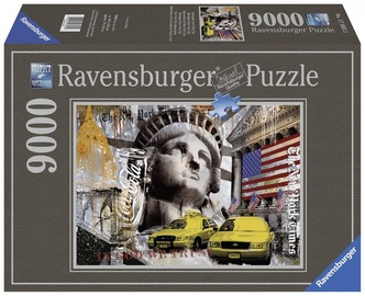 Ravensburger Puzzle Metropole New York City 9000pcs