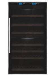 Vyno šaldytuvas Caso WineMaster Touch 66