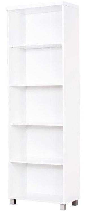 Bodzio Bookshelf AG21 White