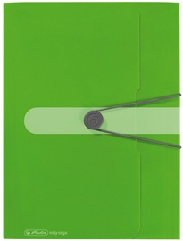 Herlitz Wallet Folder Easy Orga A4 Opaque Apple 11206000