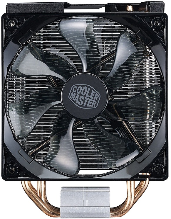 Cooler Master Hyper 212 LED Turbo Black RR-212TK-16PR-R1