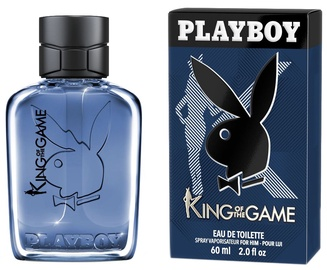 Kvepalai Playboy King of the Game 60 ml EDT