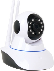 Gembird HD Swivel WiFi Camera White